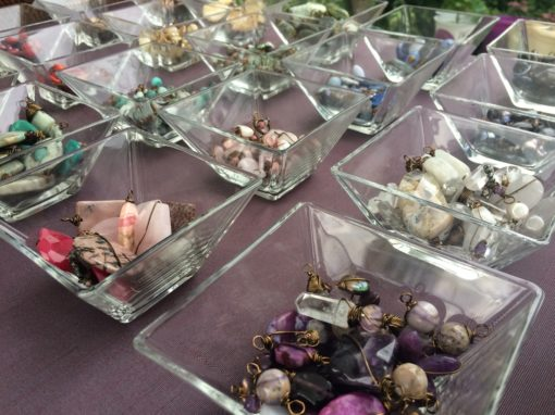 Crystal Creation Class with Lori A Andrus